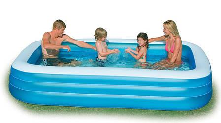 Детский надувной бассейн Intex 58484 (305x183x56 см.), фото 2
