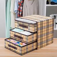 Органайзер для белья с 3 выдвижными ящиками Burberry, фото 1