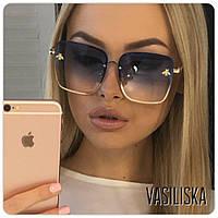 Стильные солнцезащитные очки Гучи 324