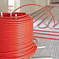 Труба сшитый полиэтилен 16 x 2.0 BLANSOL OXYGEN красная  для теплого пола