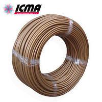 Труба сшитый полиэтилен 16 x 2.0 ICMA GOLD-PEX с кислородным барьером для теплого пола