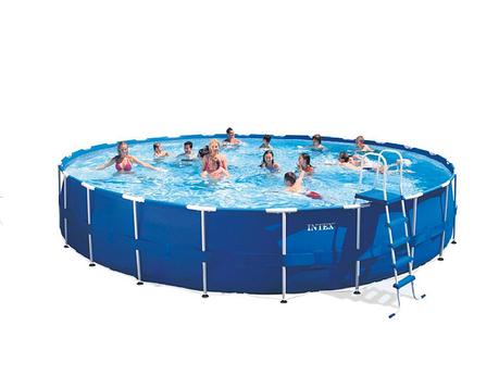 Каркасный бассейн Intex 732х132 см (28262), фото 2