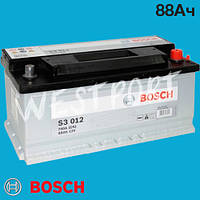 Аккумулятор Bosch Opel VIVARO Opel VECTRA Opel SIGNUM 88Ач 740А 0092S30120