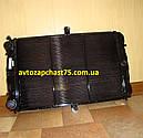 Радиатор Ваз 2108, Ваз 2109, 21099, Ваз 2115 медный, под датчик включения вентилятора (Оренбург, Россия), фото 4