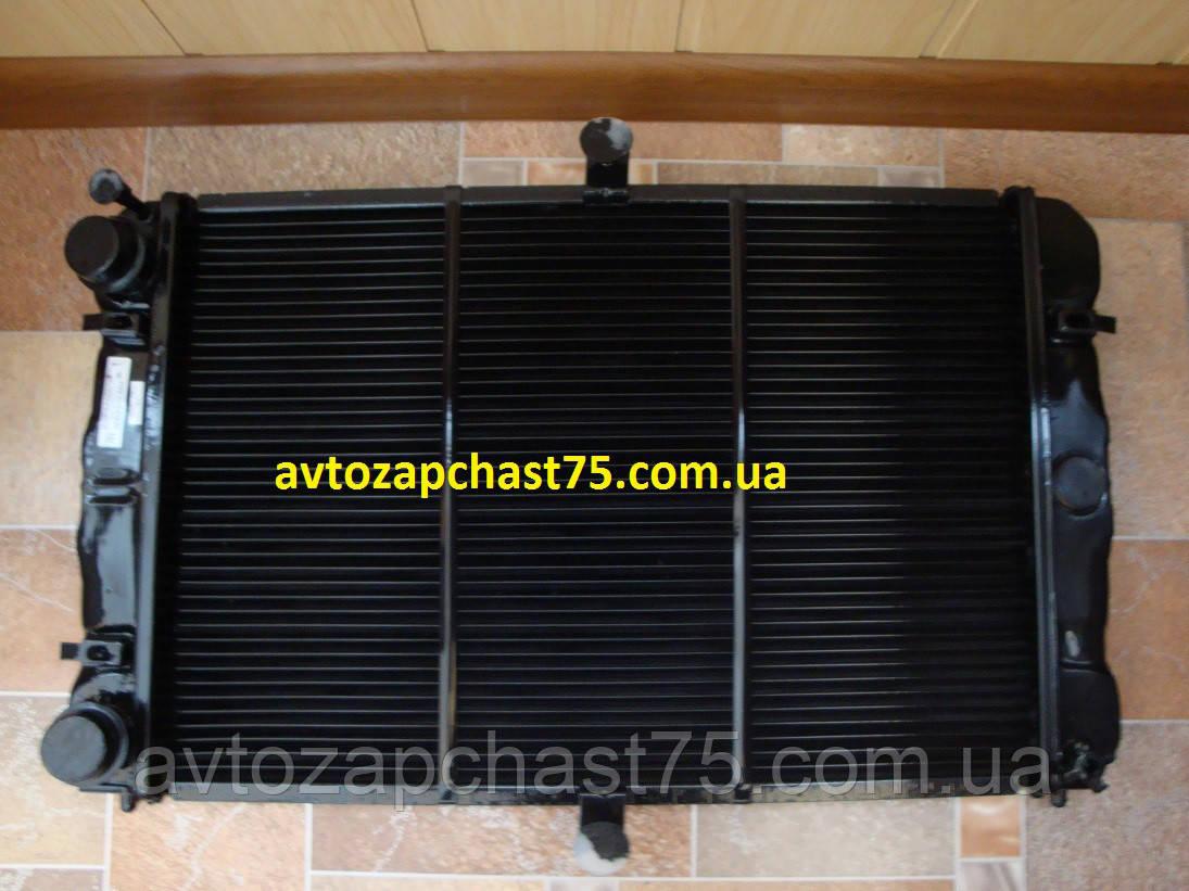 Радиатор Ваз 2108, Ваз 2109, 21099, Ваз 2115 медный, под датчик включения вентилятора (Оренбург, Россия)
