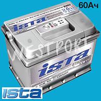 Аккумулятор Ista 60Ач 540А 6СТ-60A1