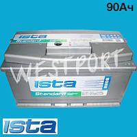 Аккумулятор Ista 90Ач 760А 6СТ-90A1