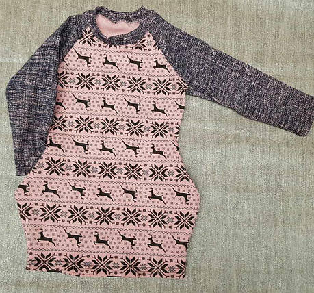 Платье с карманами(вязка), фото 2