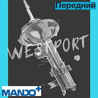 Амортизатор Mando Hyundai Accent Передний Правый Газовый EX546601E200