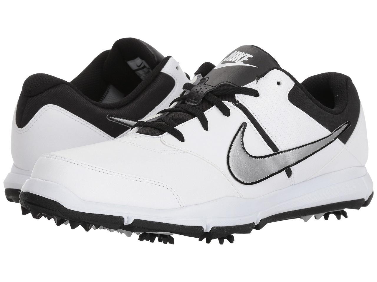 Кроссовки/Кеды (Оригинал) Nike Golf Durasport 4 White/Metallic Silver/Black
