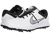 Кроссовки/Кеды (Оригинал) Nike Golf Durasport 4 White/Metallic Silver/Black, фото 1