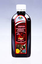 Фитосироп Для очищения от токсинов, тяжелых металлов и радионуклидов, 250 мл