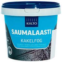 Фуга Kiilto Saumalaasti 38 3 кг серо-коричневая