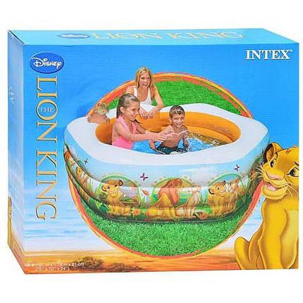 Детский надувной бассейн Intex 57497 (191х178х61 см.), фото 2