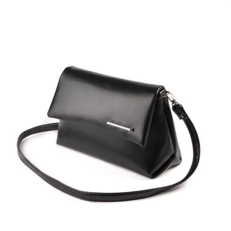 20d01462ea1d Черная женская сумка М138-Z через плечо в форме клатча: продажа ...