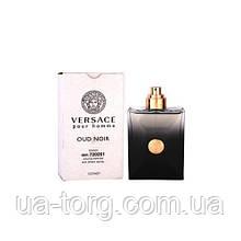 Тестер мужской Versace Oud Noir Pour Homme EDP,100 мл