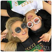 Модные стильные очки Гучи 325
