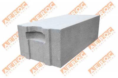 Газоблок AEROC D300, паз-гребень, (375*200*600 мм), Березань, фото 2