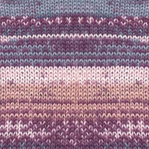 Носочная пряжа DROPS Fabel, цвет 904 Lavender Print