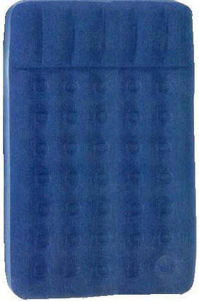Двуспальный надувной матрас Bestway 67226 (203х152x22 см.) со встроенным насосом, фото 2