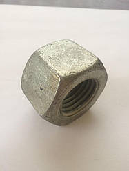Гайки шестигранные М20 ГОСТ 5927-70, ГОСТ 5915-70, DIN 934 класс прочности 5.0, 6.0