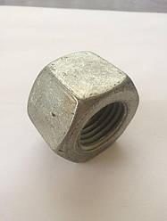 Гайки шестигранные М33 ГОСТ 5927-70, ГОСТ 5915-70, DIN 934 класс прочности 5.0, 6.0