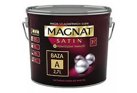 Краска интерьерная сатиновая MAGNAT База В 8.6л