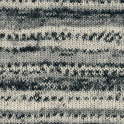 DROPS Fabel, цвет 905 Salt and Pepper Print