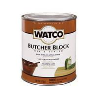 Масло для разделочных досок Watco Butcher block (США) 473мл