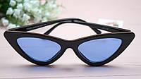 Хит 2018: очки-лисички! Копия Fendi