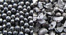 Дробь стальная литая ГОСТ 11964-81 диаметр 0.8, фото 2