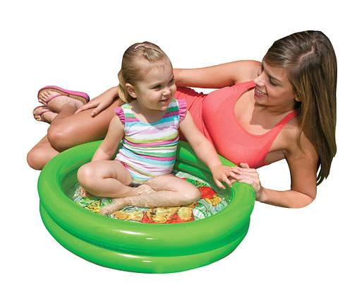 Детский надувной бассейн Винни пух Intex 58922, фото 2