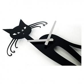 Декоративные настенные часы Elegant Cat. Акция: Бесплатная доставка!, фото 2