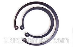 Кольцо DIN 472 стопорное внутреннее (для отверстий) ГОСТ 13943-86