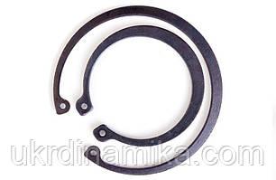 Кільце DIN 472 стопорне внутрішнє (для отворів) ГОСТ 13943-86, фото 2