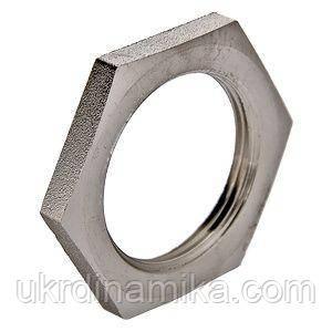 Контргайка трубная стальная ГОСТ 8968-75, фото 2