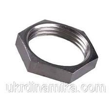 Контргайка трубная стальная ГОСТ 8968-75, фото 3