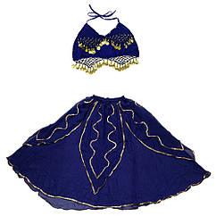 Карнавальный костюм Восточный (фиолетовый)