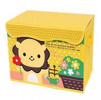 Органайзер-коробка для хранения игрушек, фото 1