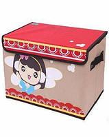 Коробка-органайзер для хранения игрушек, фото 1