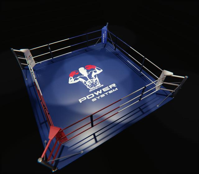 Боксерские ринги напольные, клубные (тренировочные).
