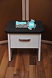 """Маникюрный стол """"Стандарт""""+подставка для педикюрной ванночки, фото 6"""