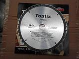 Диск пильный. 180х32х36. TOPFIX. Пильный диск по дереву. Циркулярка. Дисковая пила., фото 5