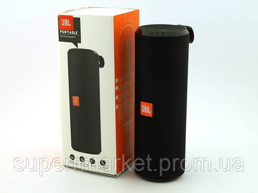 JBL TG126 t&g 10W копия, Bluetooth колонка с FM и MP3, черная, фото 2