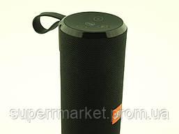 JBL TG126 t&g 10W копия, Bluetooth колонка с FM и MP3, черная, фото 3