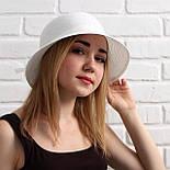 Женская летняя шляпа, капучино, фото 4