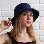 Женская летняя шляпа, капучино, фото 7