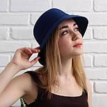 Женская летняя шляпа, капучино, фото 8