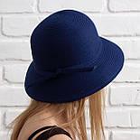 Женская летняя шляпа, капучино, фото 9