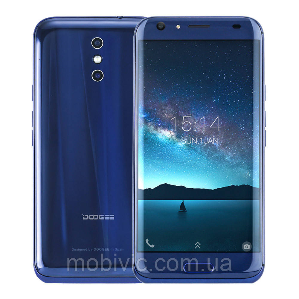 Смартфон Doogee BL5000 (blue) оригинал - гарантия!